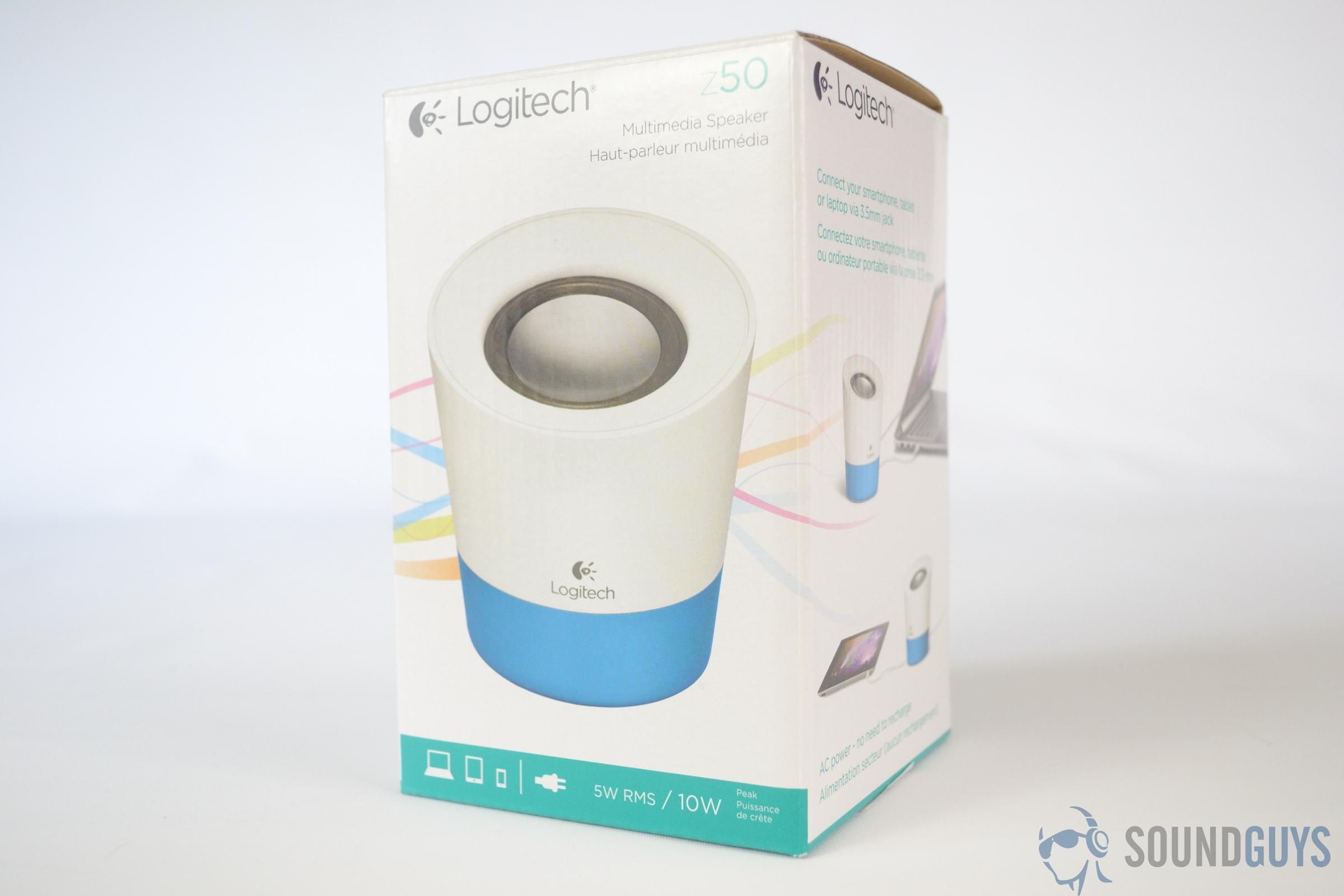 fa51c6d7c07 Logitech z50 Review