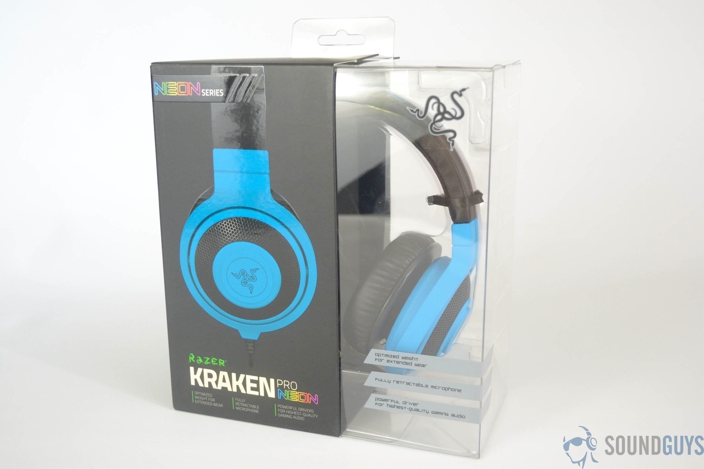 2e60808ee61 Razer Kraken Pro Neon Review