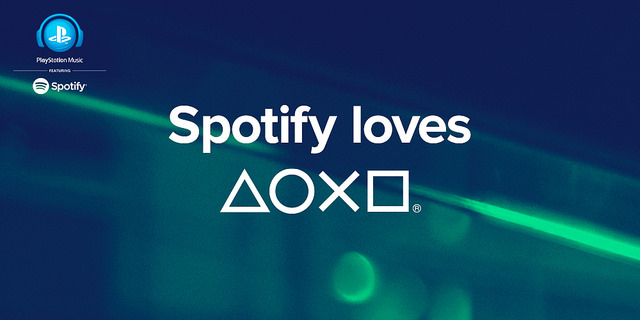 Spotify x Playstation