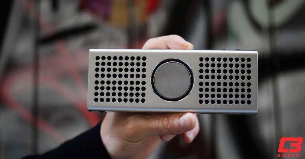 CB3 Ultra Slim Bluetooth Speaker