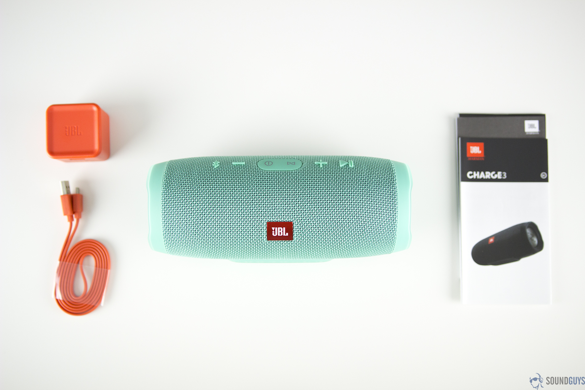 JBL Charge 3 Review - SoundGuys