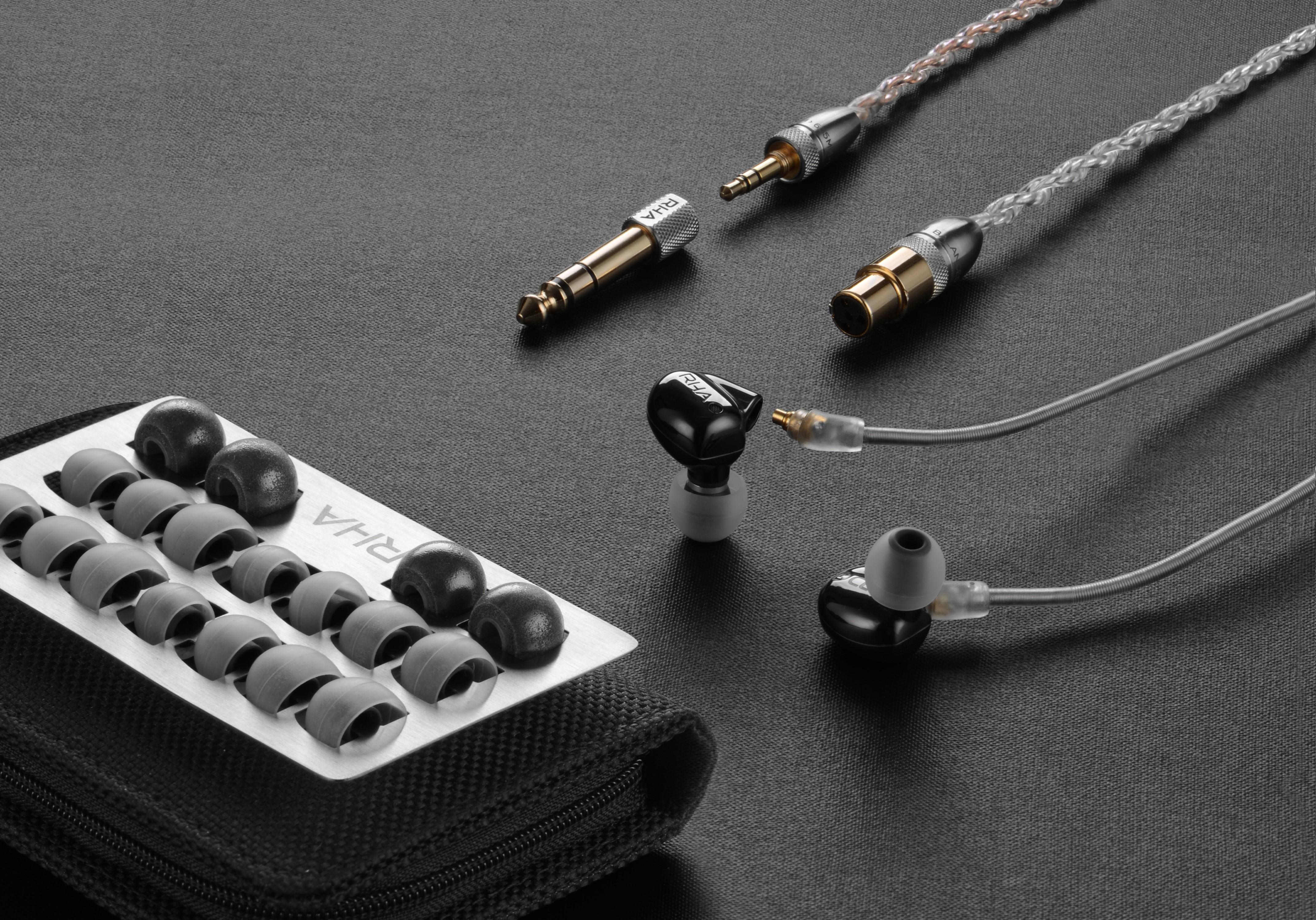 Kết quả hình ảnh cho RHA CL1 Ceramic Earphones Review