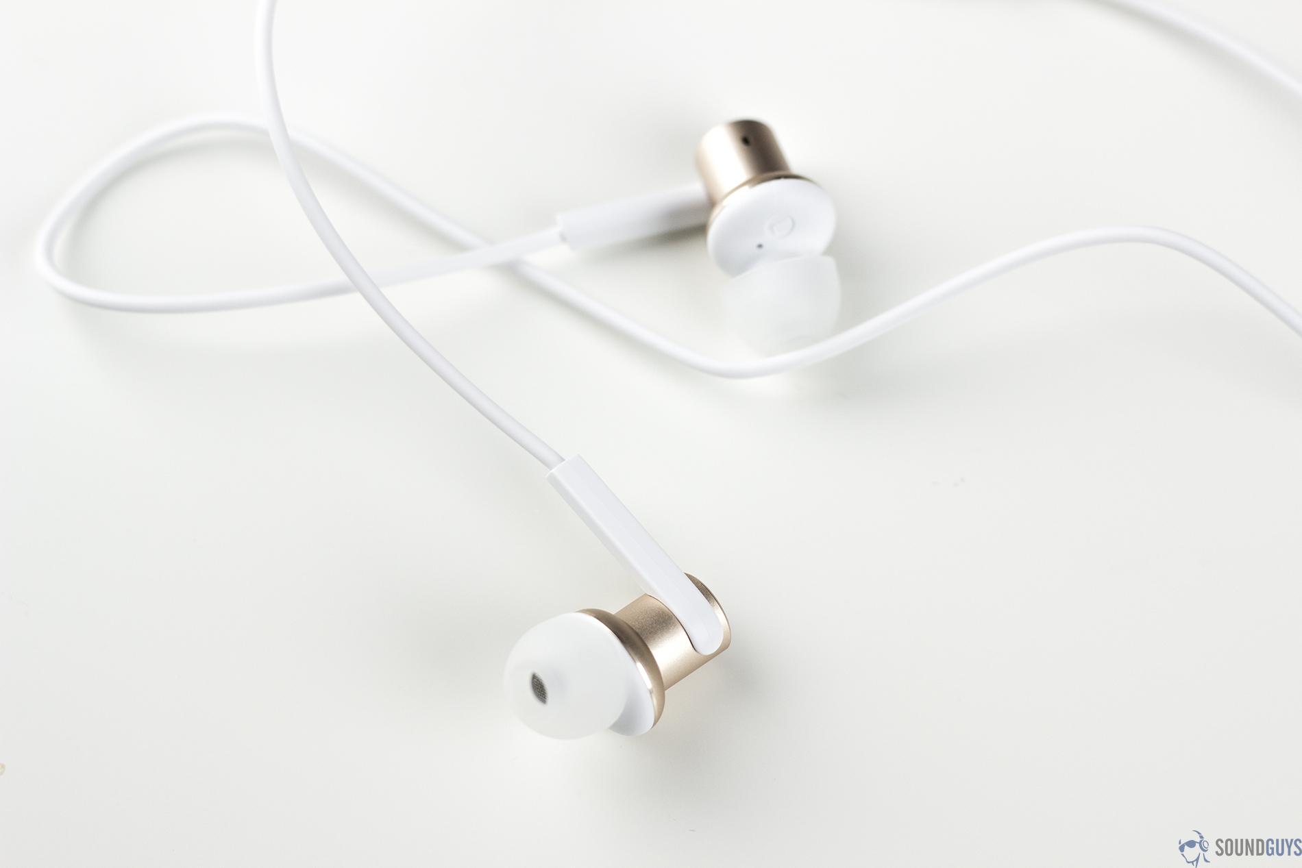 Xiaomi Mi In Ear Headphones Pro Review Soundguys Piston 4 Hybrid Dual Drivers Earphones