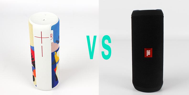 JBL Flip 3 vs UE Boom 2 - SoundGuys