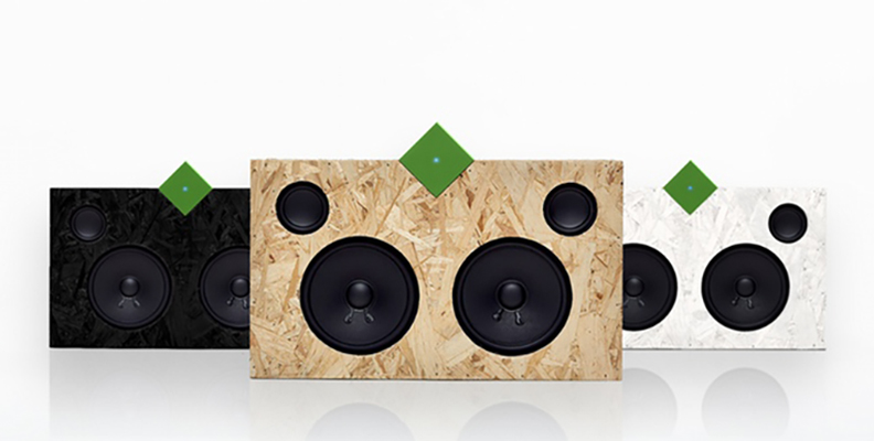 3 examples of a loudspeaker that employs multiple drivers