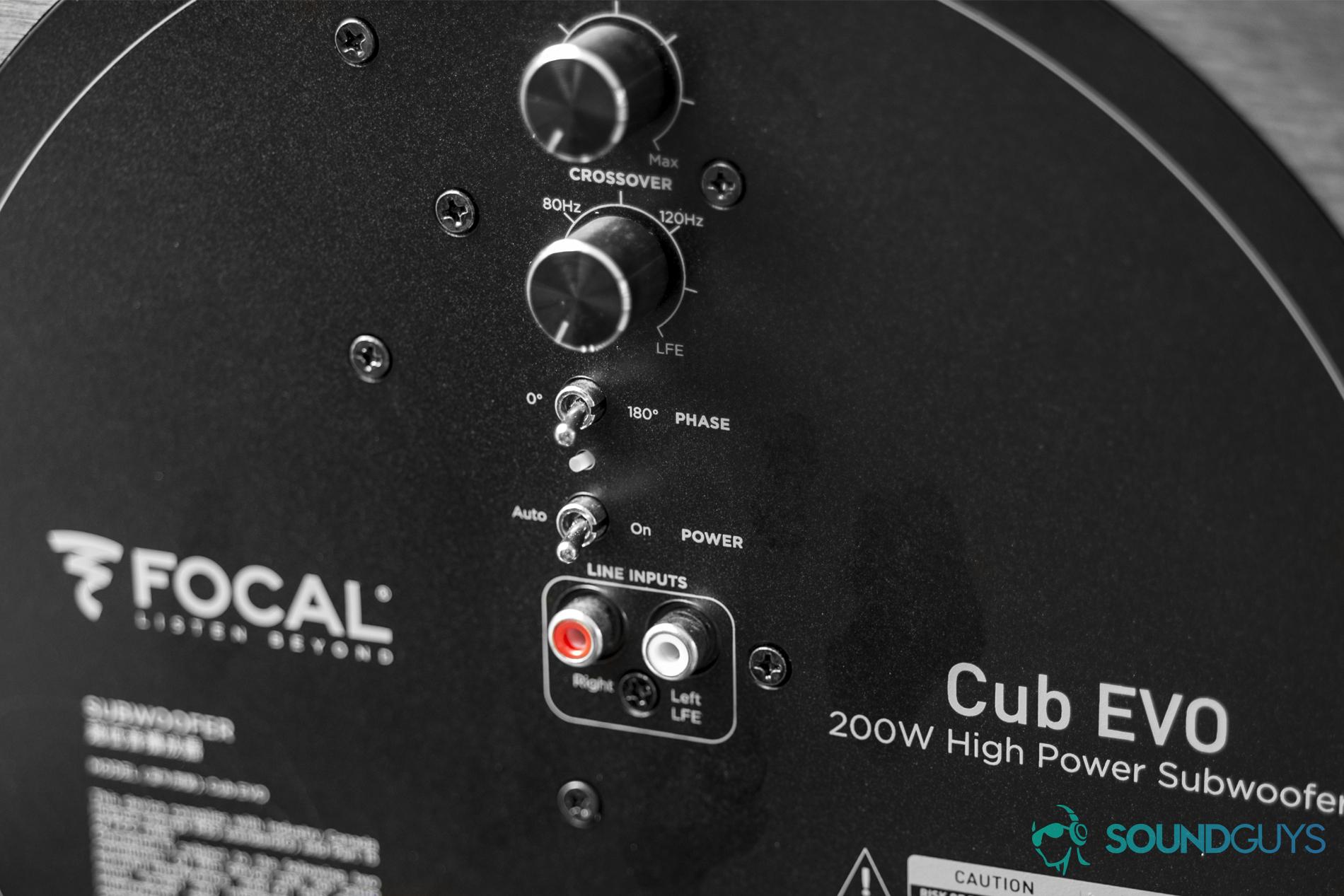 Focal Sib Evo Dolby Atmos 5 1 2 review - SoundGuys