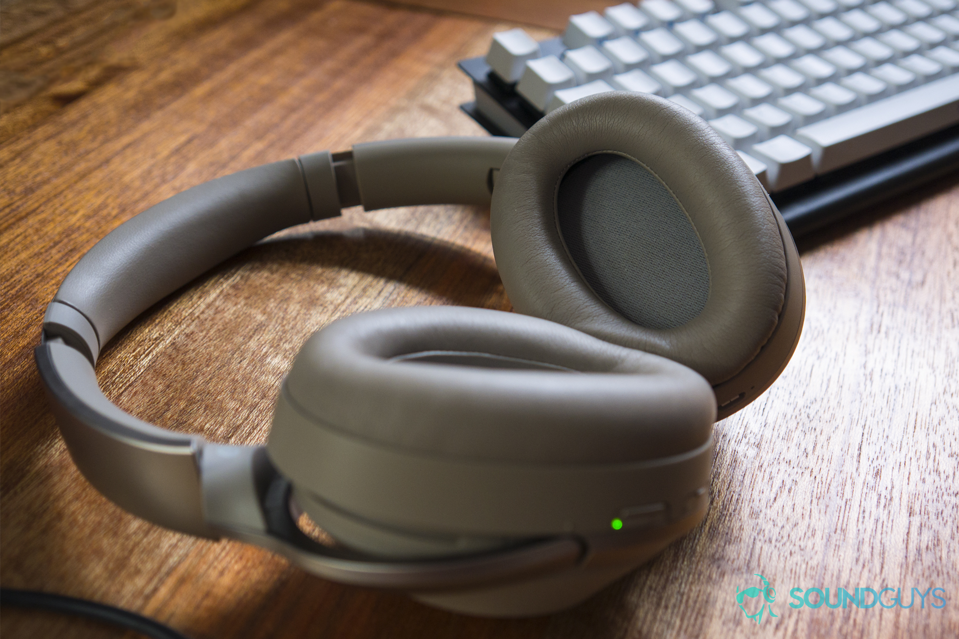 Sony Wh 1000xm2 Review Soundguys Headphone Jack Wiring A Pair Of Photo The 1000x M2 Wireless Bluetooth Headphones On Their Backs