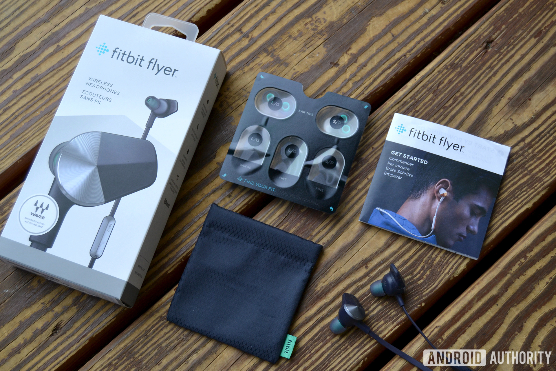 Fitbit Flyer review