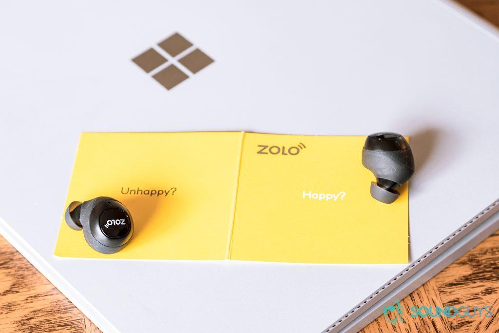 Anker Zolo Liberty True Wireless earbuds bluetooth