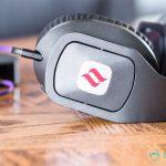 Noontec Hammo TV Bluetooth Wireless Headphones Comfortable Stream Over-ear