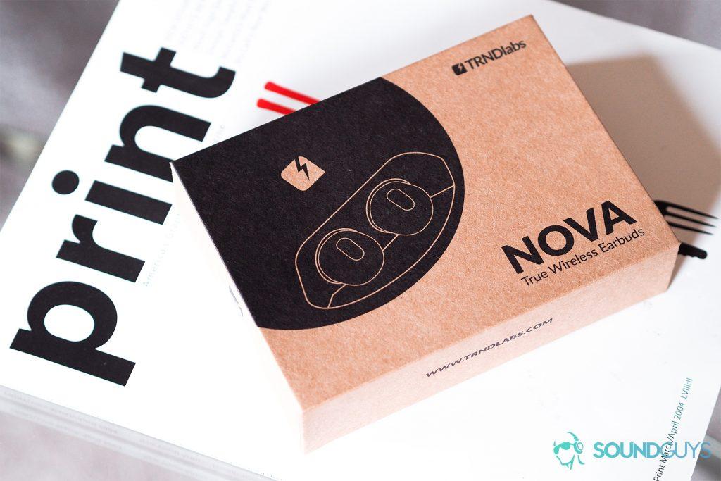 TRNDLabs Nova True Wireless Earbuds bluetooth