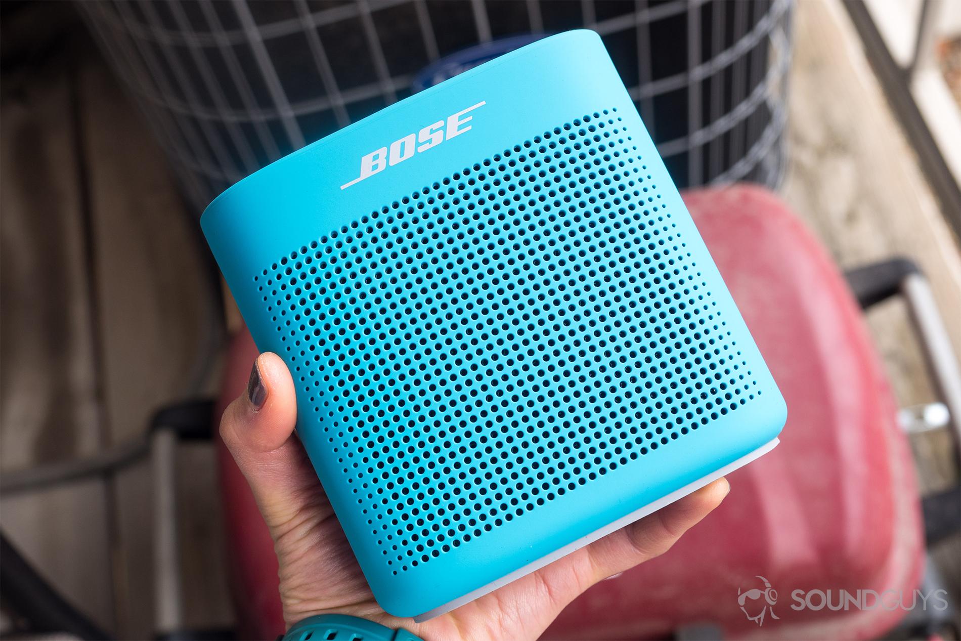 bose soundlink colour 2 current firmware