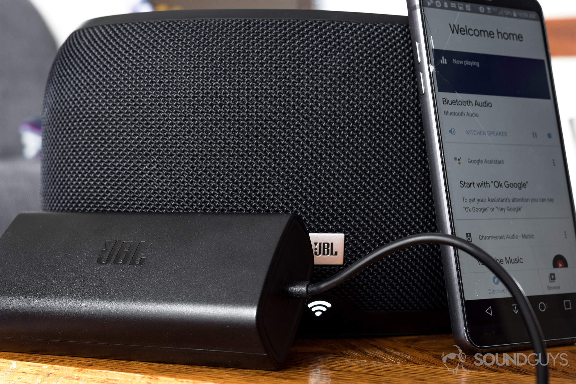 JBL Link 300 Google Assistant smart speaker review