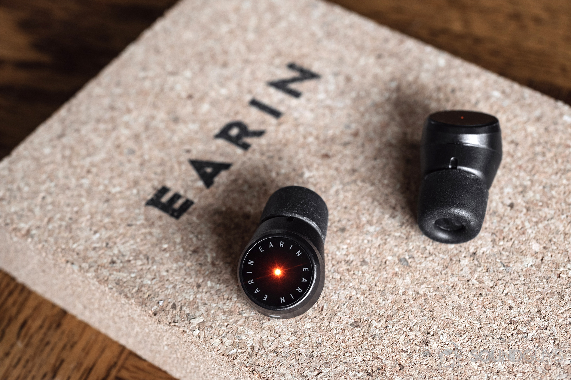 Earin M-2 review: Beaty and brains, but where's the brawn?