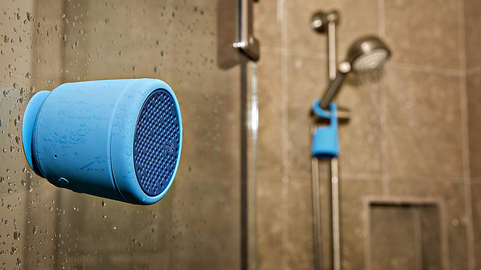Best shower speakers: Sing it loud and sing it proud