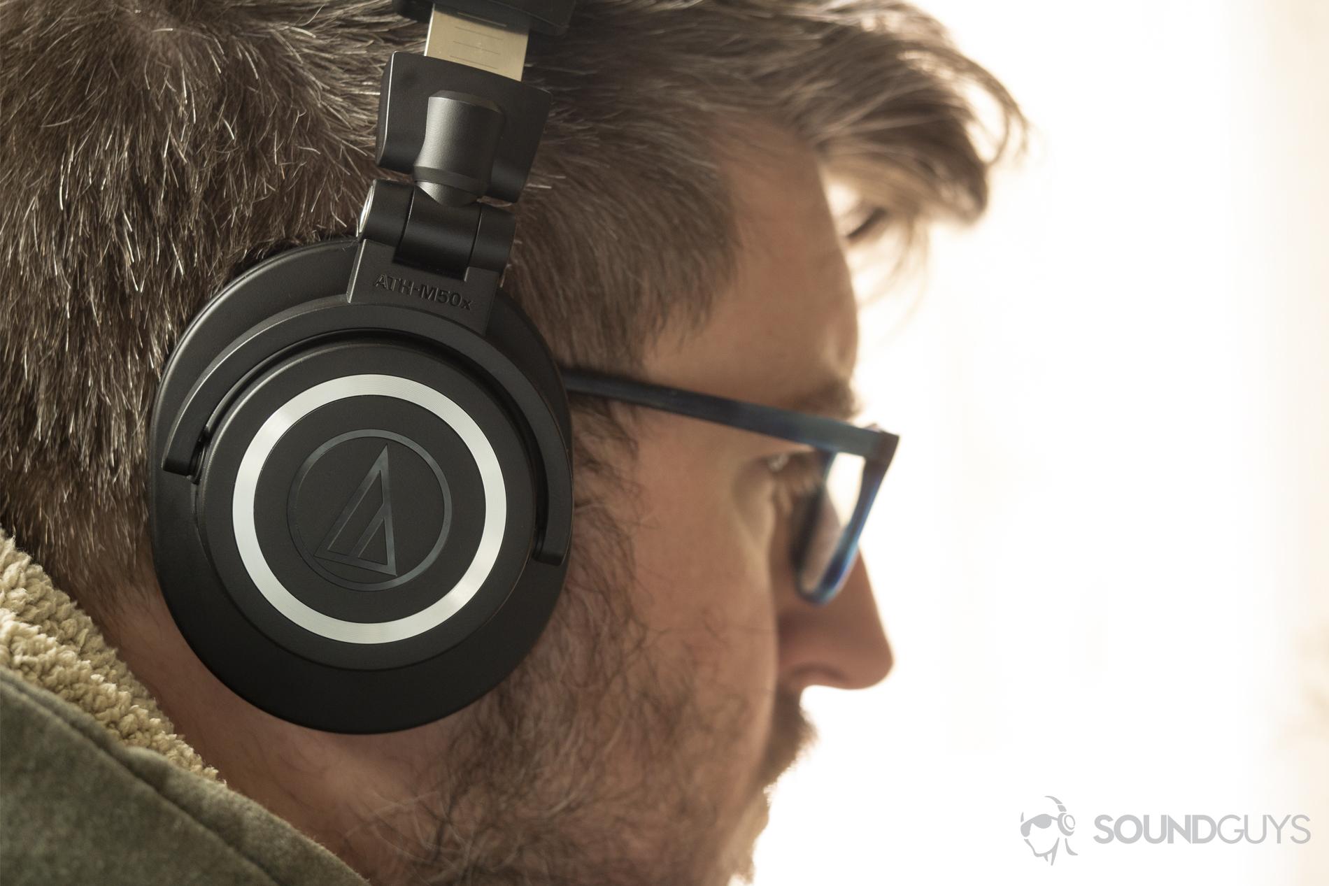 Audio Technica Ath M50xbt Review Soundguys