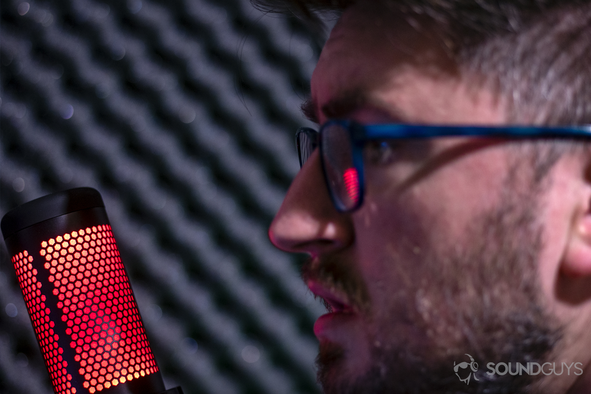 HyperX Quadcast microphone review - SoundGuys