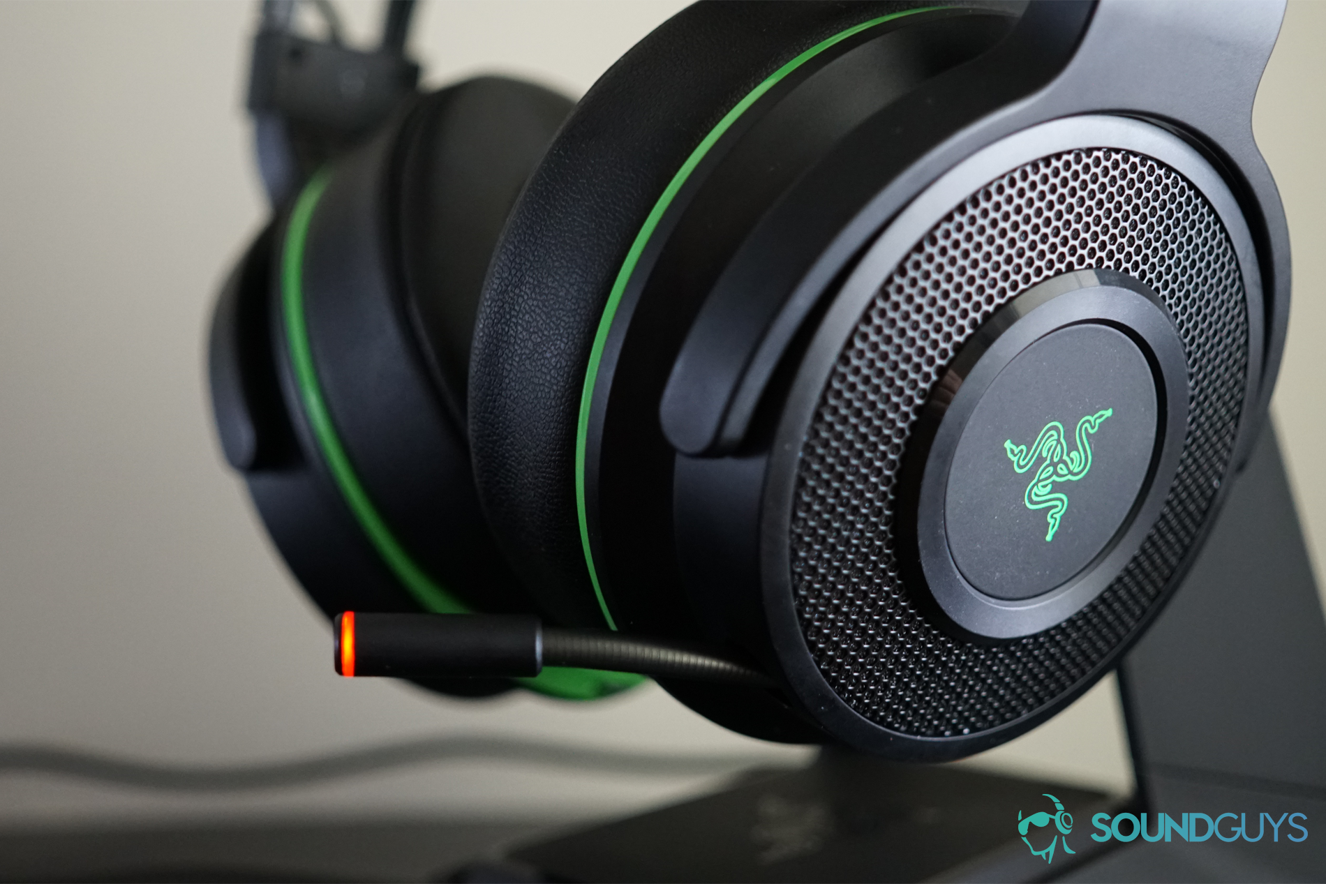 Razer Thresher Ultimate: Rock solid gaming headset for XBox, PC