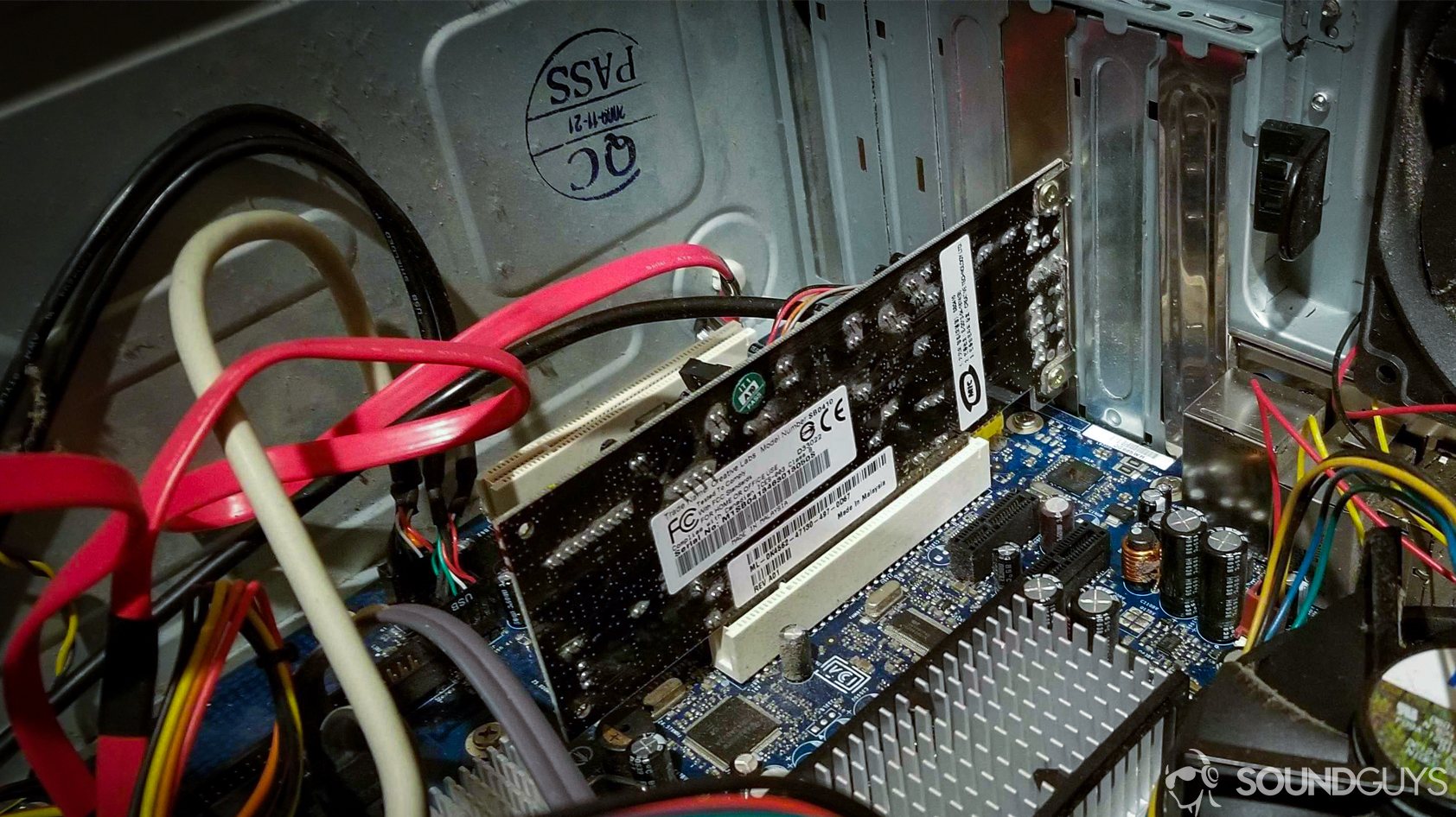 What is a sound card? Everything you need to know - SoundGuysSoundGuys