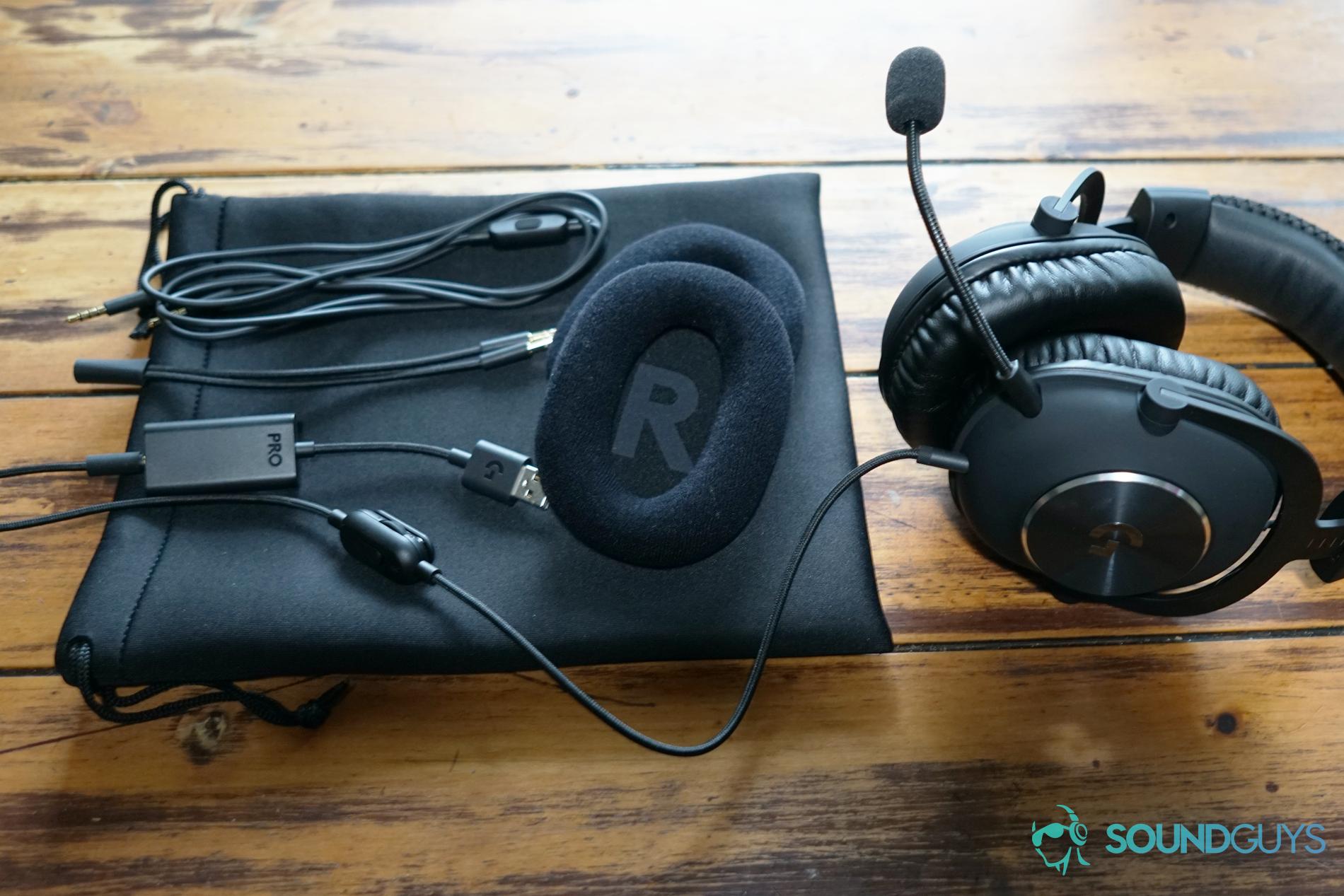Logitech G Pro X Review Soundguys