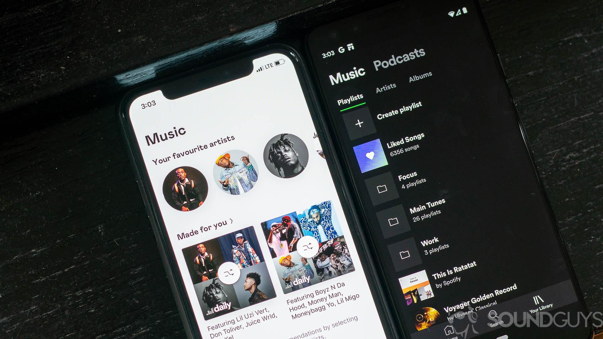 Spotify Hifi 2020
