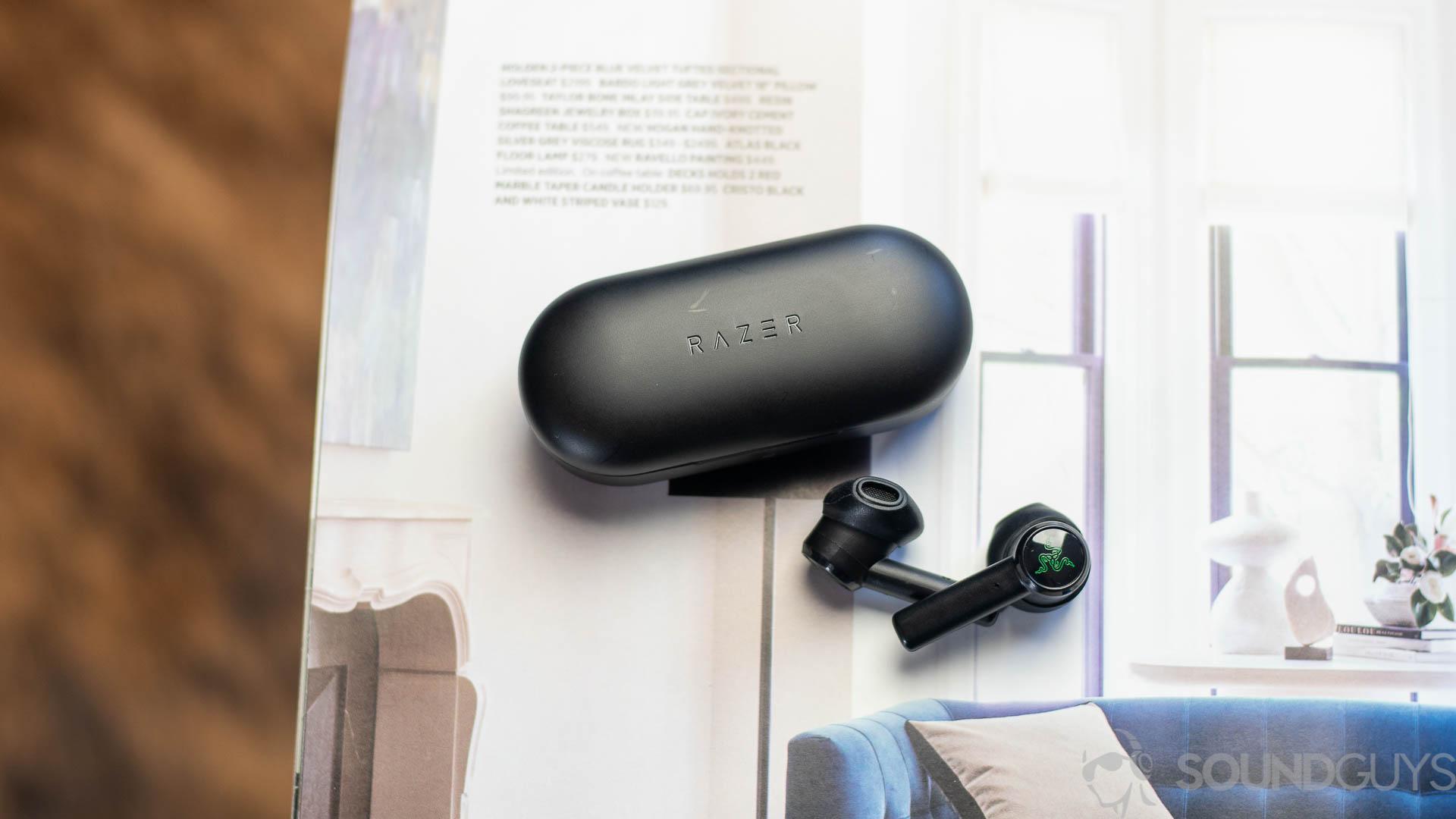 Razer Hammerhead True Wireless Review Soundguys