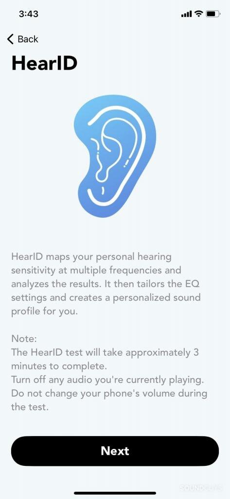 Anker Soundcore Liberty Air 2 Pro HearID